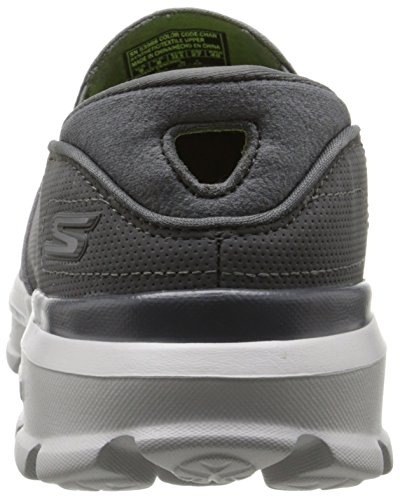 Charcoal Walk Performance Go Men's Shoe Walking 3 Charge Skechers qRH88