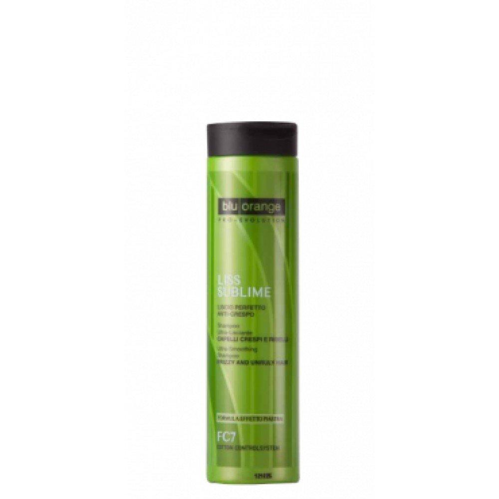 BLU ORANGE LISS SUBLIME Shampoo Crespi 200 Ml. Prodotti per capelli