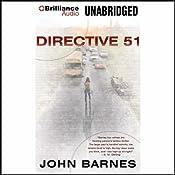 Directive 51 | John Barnes