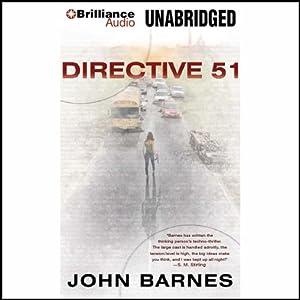 Directive 51 Audiobook