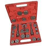 Smartxchoices 21 pcs Universal Disc Brake Caliper Piston Pad Car Auto Wind Back Hand Tool Kit (#1)