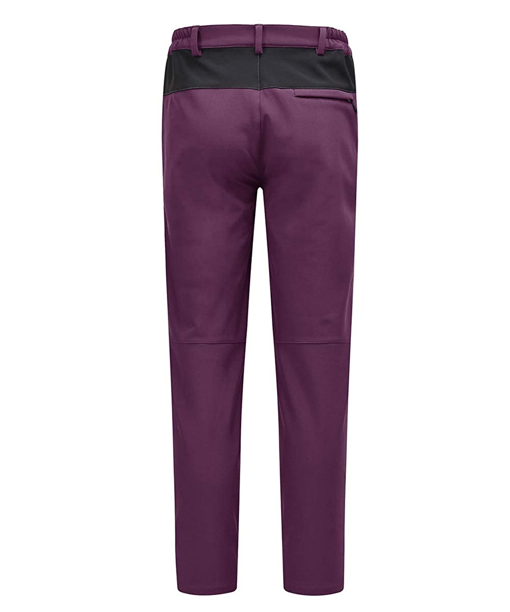 Gopune Womens Waterproof Windproof Outdoor Hiking Snow Ski Insulated Pants