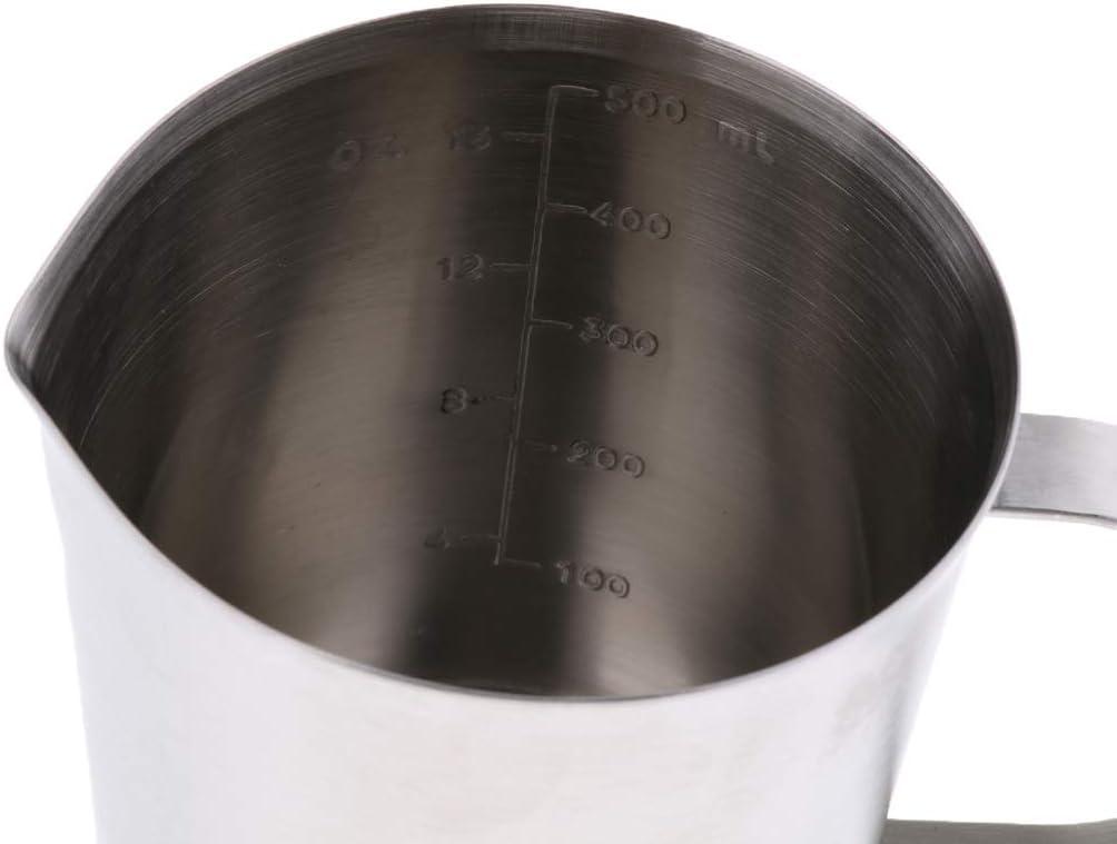 B Blesiya 700ml / 500ml/1000ml Flüssigkeitsmessbecher Wasserbehälter Für Kleinkinder Erwachsene Haushalt Küche Kochen Messbecher - wie beschrieben 500ml Wie Beschrieben 500ml