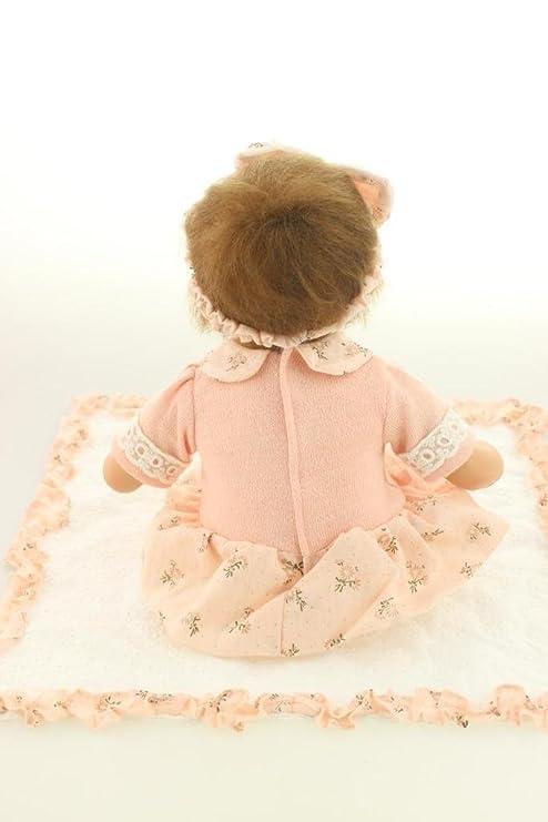 Amazon.es: ZIYIUI 18 Pulgadas 45 cm Reborn Bebé Suave Muñeca ...