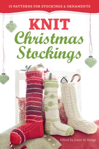 Amazon Knit Christmas Stockings 2nd Edition 19 Patterns For