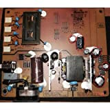 Acer X223W LCD Monitor Repair Kit, Capacitors Only, Not the Entire Board