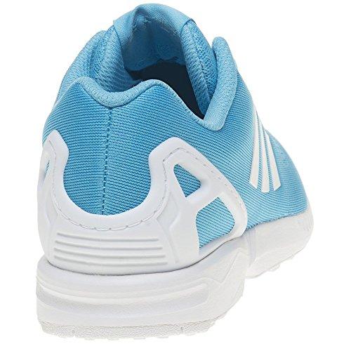 Em Adidas Sneaker Blue Uomo Zx Flux 7xqBOR