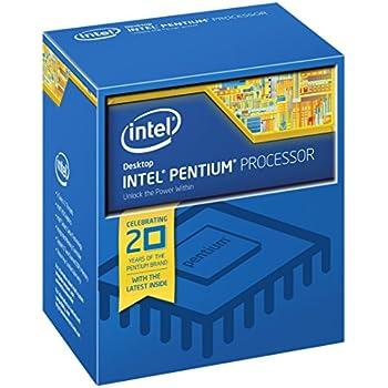 Intel G3258 4 Pentium 3.20 GHz 3M Cache 2 Core Processor (BX80646G3258)