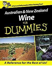 Australian and New Zealand Wine For Dummies