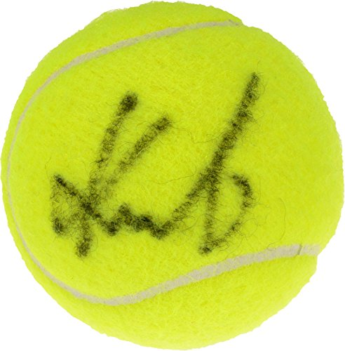 Petra Kvitova Autographed Wilson US Open Tennis Ball - Fanatics Authentic Certified - Autographed Golf Balls -