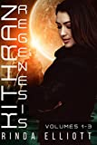 Kithran Regenesis (Compilation): Kithra, Replicant & Catalyst (The Kithran Regenesis Book 1)