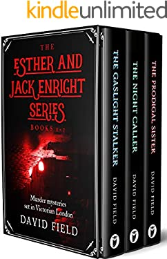 The Esther & Jack Enright Series: Books 1-3 (Sapere Books Boxset Editions)
