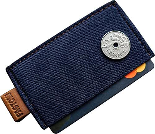 Minimalistic Wallet - Slim Cardholder - for Men & Woman - 4 Colors by FASTONI