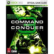 Command and Conquer 3: Tiberium Wars(XBOX 360) Official Strategy Guide (Prima Official Game Guides) by Prima Development (11-May-2007) Paperback