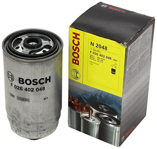 Bosch F 026 402 048 Filtro Combust