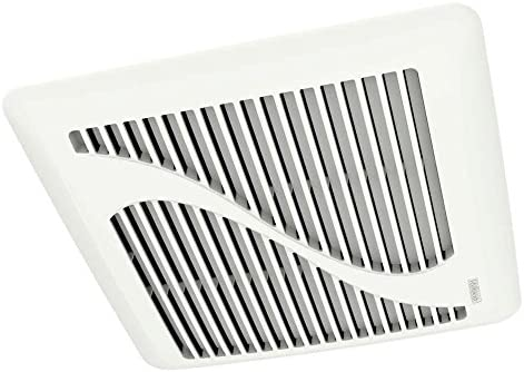 NuTone InVent Series 110 CFM Ceiling Exhaust Bath Fan, ENERGY STAR AERN110