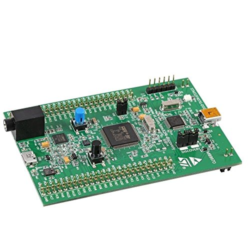 Invento 1PCS Upgarded STM32F407G-DISC1 Stm32f407 Discovery STM32F4 Development Board Price & Reviews
