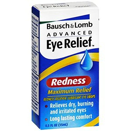 Bausch and Lomb Advanced Eye Relief Redness Maximum Relief D
