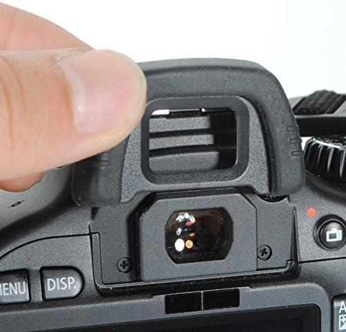 D610 D200 D7000 D600 D80 D7000 Lot de 20 DK21 Oeilleton Caoutchouc pour Viseur Nikon Type DK-21 Compatible Nikon D750 D90