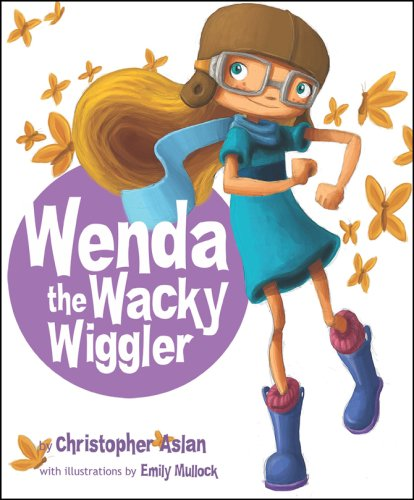 Wenda the Wacky Wiggler (The Rainbow Collection) ebook