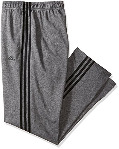 adidas Mens Athletics Essential Tricot 3 Stripe Tapered Pants