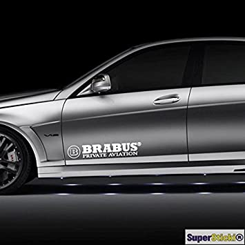 Brabus Sponsor Aufkleber Turschweller Ca 30 Cm Tuning Racing