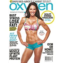 Oxygen Magazine (Lori Harder Cover,August 2014)