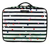 Kate Spade New York Brook Place Confetti Dot Multi Womens Cosmeic Organizer (Multi)