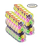 PACK OF 12 - Hartz: Just For Cats Midnight Crazies Cat Toy, 1 Ct