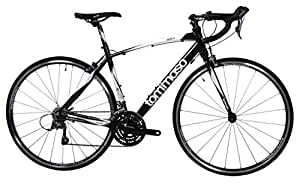 Tommaso Imola Lightweight Road Bike Shimano Claris - Black - XXS