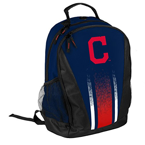 Cleveland Indians 2016 Stripe Primetime Backpack