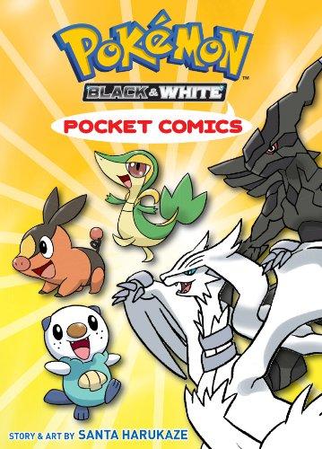 Pokémon Pocket Comics: Black & White (Pokemon) (Pokemon Black And White Manga Chapter 1)