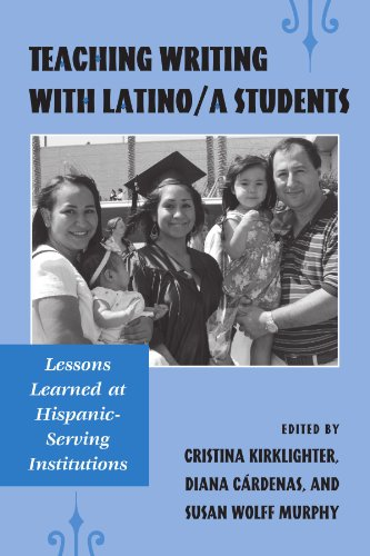 Teaching Writing with Latino/a Students: Lessons Learned at Hispanic-Serving Institutions