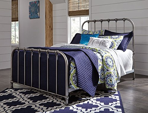 Signature Design by Ashley B280-581 Nashburg Bed Multicolor