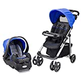 Evenflo® Vive Travel System with Embrace LX Infant Car Seat (Hayden Dot)