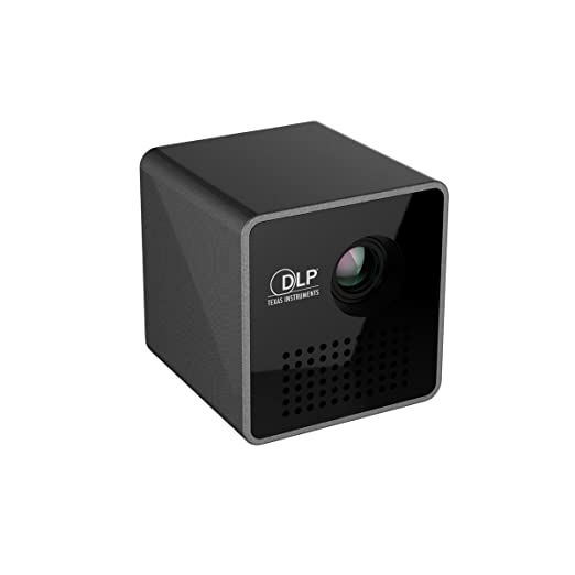 CAR SHUN Proyector Portable Elegante del Cubo De 1080P LED Mini ...