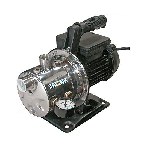 Hp Shall Well Pump (BurCam 506530SS  Shallow Well Stainless Steel Sprinkler Jet Pump, 3/4 hp, 115V/230V)