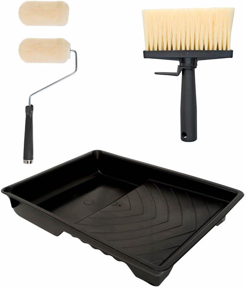 2 Paint Brush Harris 102031101 Seriously Good-Pincel de Pintura para cobertizos y cercas 2 Pulgadas