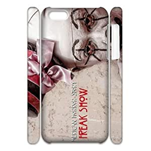 Custom 3D Cover Case for iPhone 5c w/ American Horror Story image at Hmh-xase (style 4)