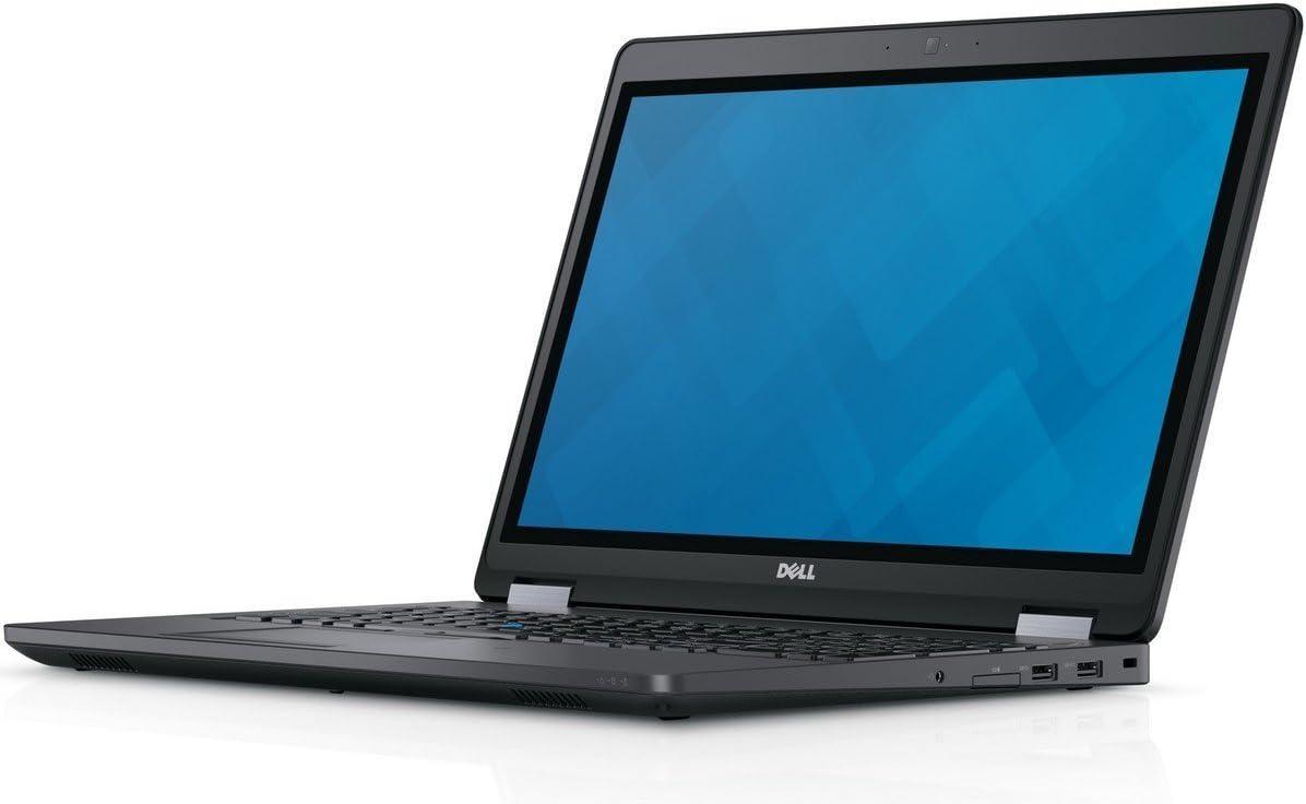 "Dell Latitude E5570 Laptop // Intel Core i7-6600U Processor (Dual-Core, 2.6GHz, 4MB Cache), 15.6"" FHD (1920 x 1080) IPS Screen, 8GB DDR4 RAM, 256GB M.2 SSD, 2GB AMD Radeon R7 M360, Windows 10 Pro"