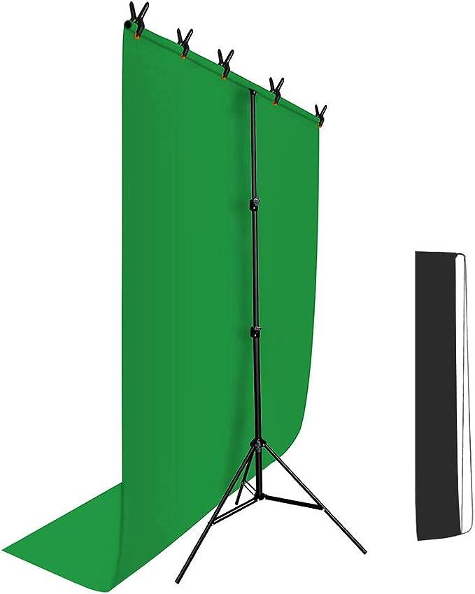 【徹底解説】100均でグリーンバックの代用品を自作する方法!のサムネイル画像