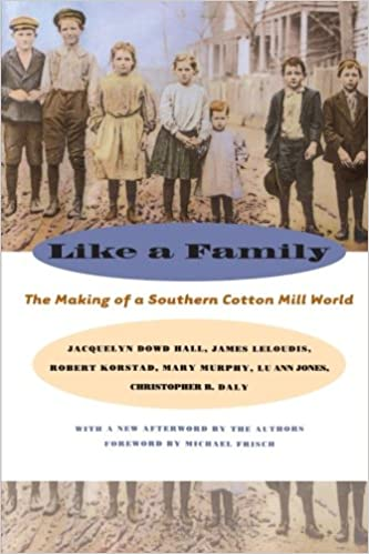 //FULL\\ Like A Family: The Making Of A Southern Cotton Mill World (Fred W. Morrison Series In Southern Studies). Product popular world informo files quickly online textos