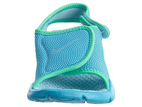 NIKE Kids Sunray Adjust 4 Toddler Sandals Still Blue xl9NOMK