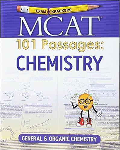 Examkrackers mcat 101 passages chemistry general organic examkrackers mcat 101 passages chemistry general organic chemistry fandeluxe Images