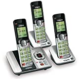 VTech CS6529-3 DECT 6.0 Phone Answering System with Caller ID/Call Waiting with 3