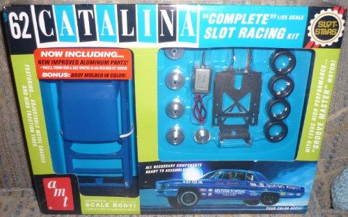 (AMT 1962 Pontiac Catalina Slot Car)
