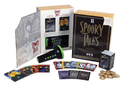 Spooky Tales Game Collection (Fun Halloween Games For 12 Year Olds)