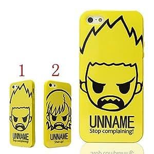 Runaway Boy Runaway Girl Ultra-Thin Design TPU Soft Shell Case for iPhone5/5S