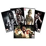 Benchmaster - Shooting Targets - 025Z - Zombie Targets - 25 Target Variety Pack - Be Ready for the Zombie Invasion - Pack of 25 Targets