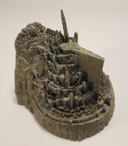 Minas Tirith - The Lord of the Rings Collectible Polystone Sculpture